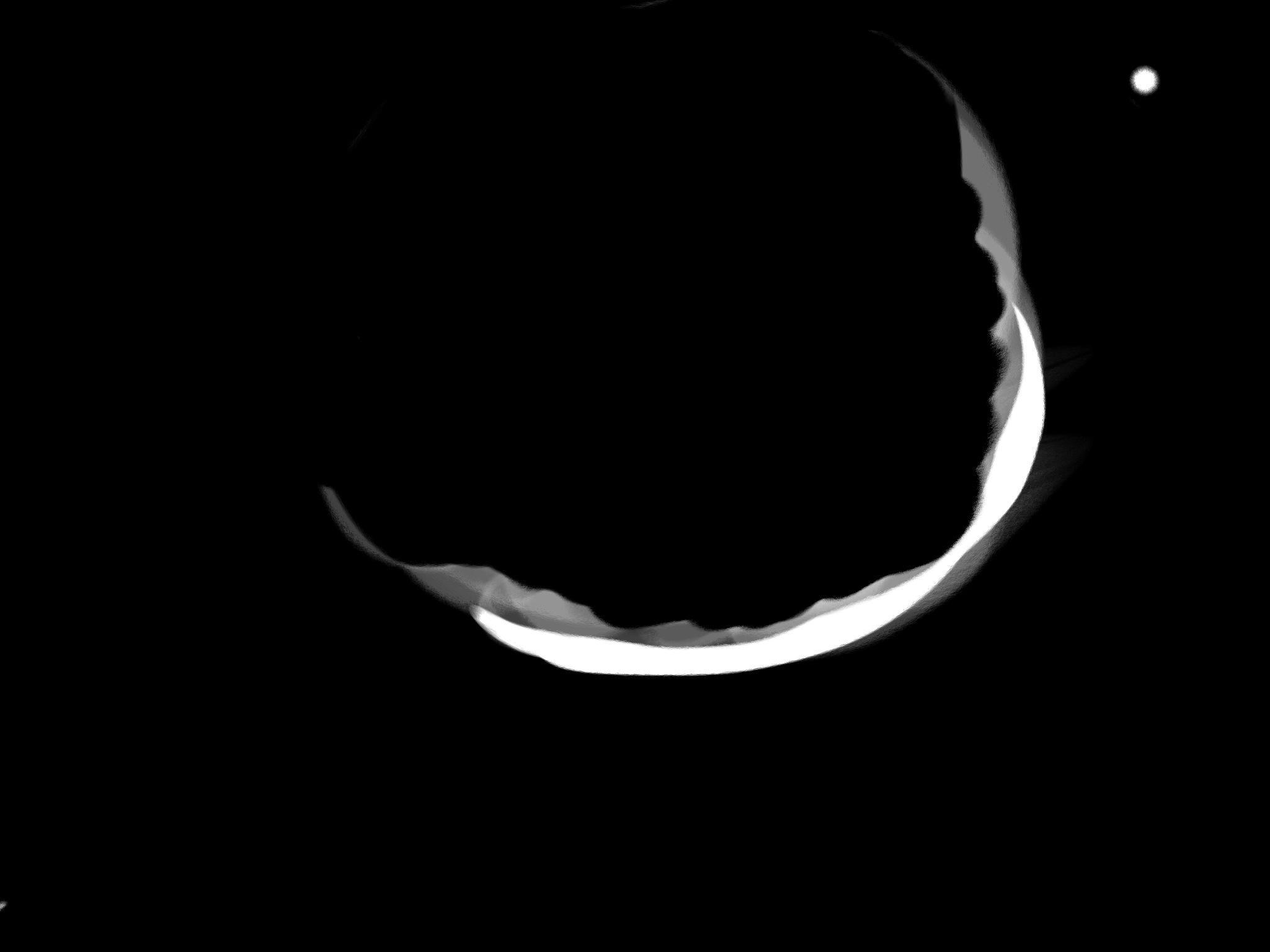 Moon&Venus