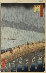Hiroshige_Atake_sous_une_averse_soudaine